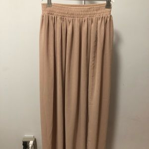 Dresses & Skirts - American apparel maxi skirt